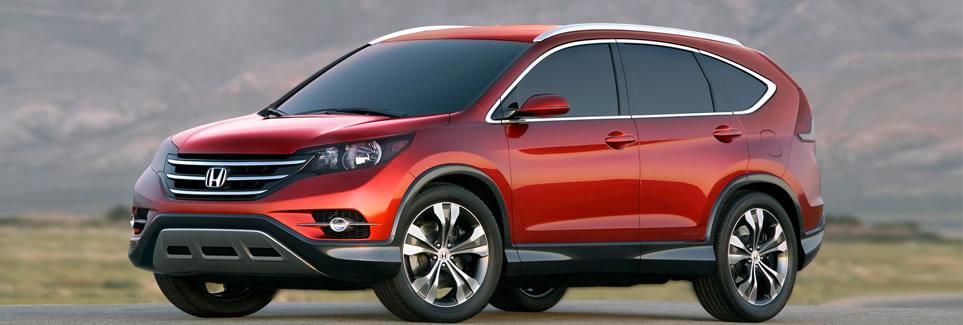 The Redesigned 2012 Honda ...