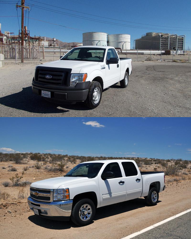 Silverado comparison