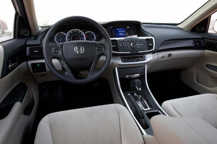 Honda Is Back To Its Roots Again, With A Simple Interior Layout And  Functional Gauges.